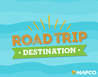MAPCO Roadtrip Destination