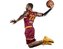 Cleveland Cavaliers Uniform Concepts.