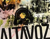 Poster for Altavoz