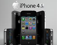 IPHONE 4S Render