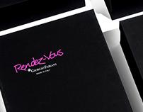 Логотип и упаковка для коллабораций бренда Rendez-Vous