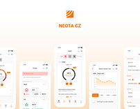 Neota - mobile application