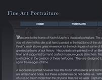Kevin Murphy Artist Website