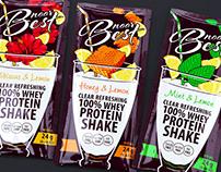Protein shakes «NOOR BEST»