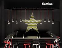 Heineken Bar Interior