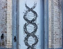 D.N.A (Les Fenêtres qui parlent, Lille, FRANCE)