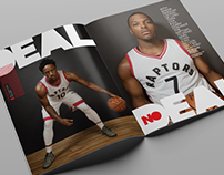 Sportsnet magazine Toronto Raptors Preview 2016–17