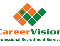 Re-Design logo for CareerVisison JSC