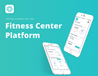Fitness Center Platfrom