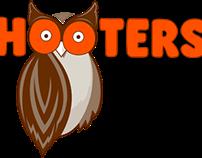 Trabalho acadêmico: site Hooters
