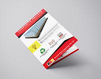 Rhino Bi-Fold Brochure Design