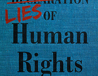 The Universal Lies of Human Rights