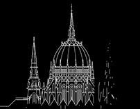 Budapest Illustrations