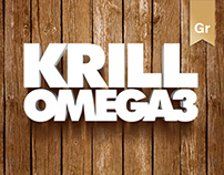 Krill Omega3 branding