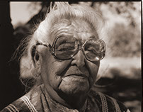 Portraits from Whiteriver, Arizona
