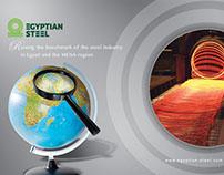 Egyptian Steel Banners