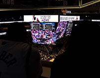 Sacramento Kings Arena Animations