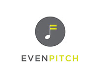 Even Pitch Logo Design