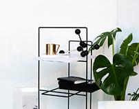 Wire collection - Conceptual furniture design