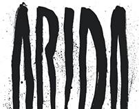 ÁRIDA logo