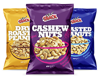 Le Snack Nuts