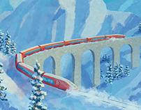 IOTA Alpine Train