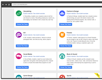 Google CS First Dashboard