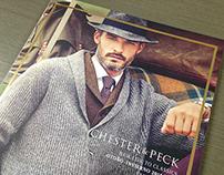 CHESTER & PECK Fall-Winter 2015 Ad Campaign + Lookbook