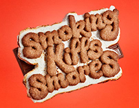 Anti-Tobacco Food Type Campaign | Danielle Evans