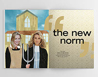 The New Norm Spread