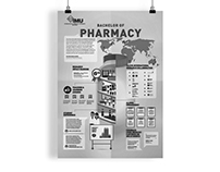 IMU Poster - BACHELOR OF PHARMACY