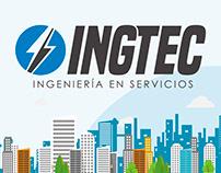 Ingtec - Ilustración y Redes sociales