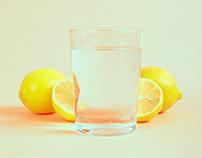 Studio limoni stillife