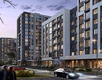 Talan Residential Complex