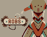ROBS - Character Design