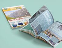 Revista SOLARNEWS · Diseño, maquetación e Id. Corp.
