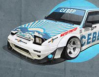 LADA 2115CX coupe