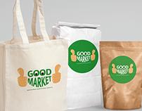 Good Market Logo Design