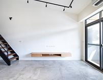 House Renobation | 巷 ‧ 日閣 三代同堂的日式輕工業風住宅