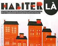 Habiter là – architecture festival