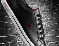 Lacoste Platinum - Foot locker in-store campaign