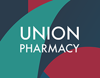 Union Pharmacy (UP) Logo Proposal