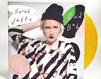 Sarah Jaffe Bad Baby Album Art & Lyric Video