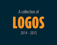 A Collection of Logos // 2014-2015