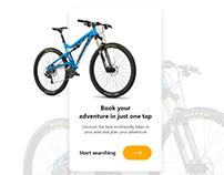 Book Adventure Bike