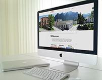 Getzner Textil - Webseite