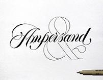 Spencerian Lettering