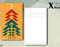 2015 Xmas Card Design