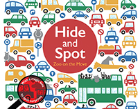 Hide and Spot - Zoo on the Move