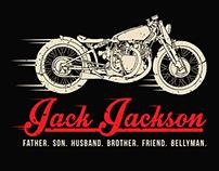 Jack Jackson Benefit Show Shirts